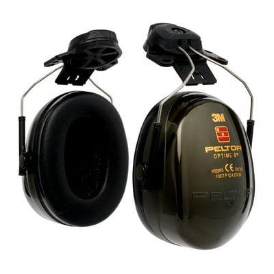 nauszniki_na_hełm_naszniki_nahełmowe_H520_P3E_OPTIME_II_3M_ochrona słuchu