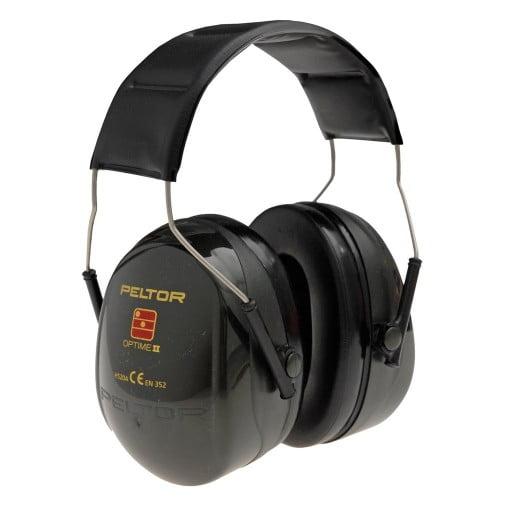 Nauszniki_słuchawki_Peltor_optime_II_H520A_3M_ochrona_słuchu