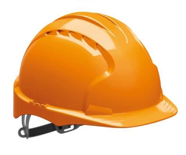 Hełm-Kask-EVO3-JSP-pomarańczowy