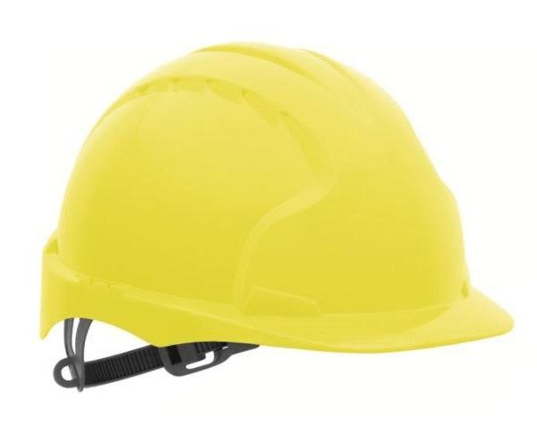 Hełm-Kask-EVO3-JSP-żółty