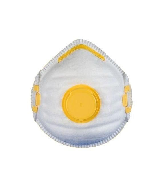 półmaska_filtrująca_przeciwpyłowa_P1_FFP1_z_zaworkiem_ochrona-dróg-oddechowych