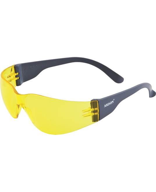 okulary_v9300_ardon-okulary-ochronne-żółte